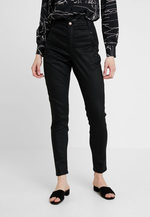 JOLIE - Trousers - black