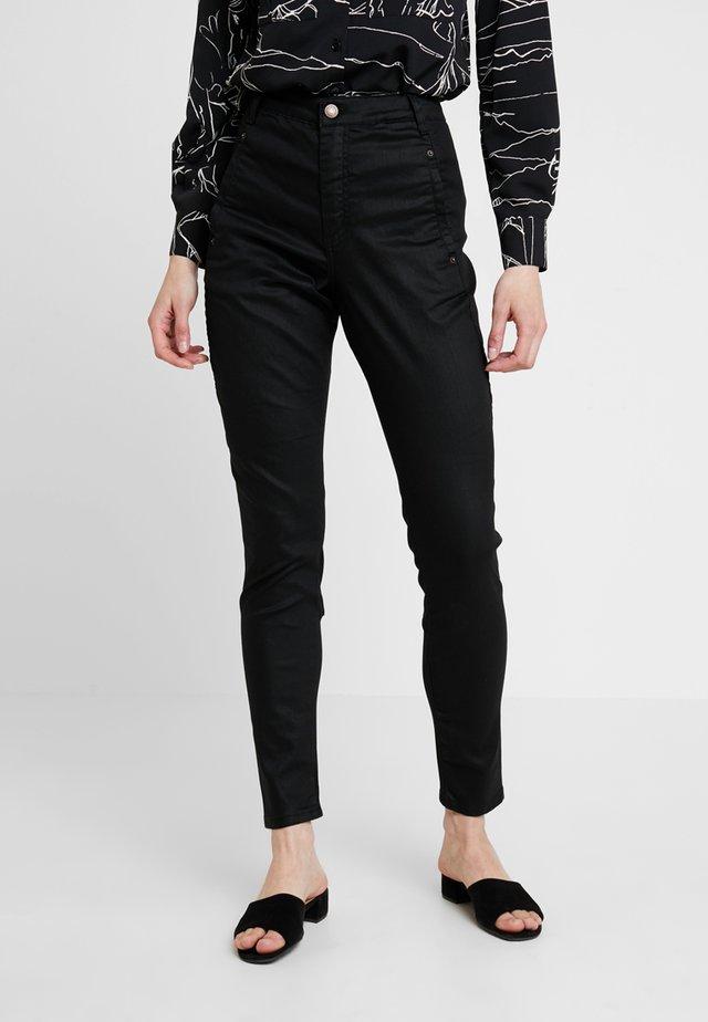 JOLIE - Pantalon classique - black