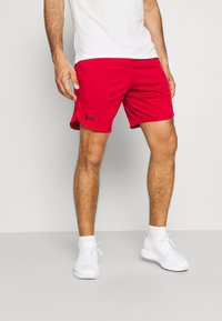 Under Armour - Sports shorts - red - 0