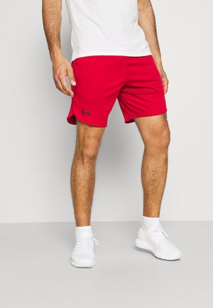 TRAINING SHORTS - Korte broeken - red