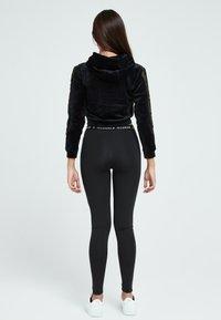 Illusive London Juniors - Jersey con capucha - black - 2