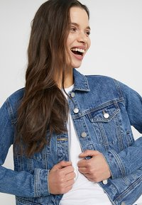 Dr.Denim Petite - VIVA - Denim jacket - city blue - 3