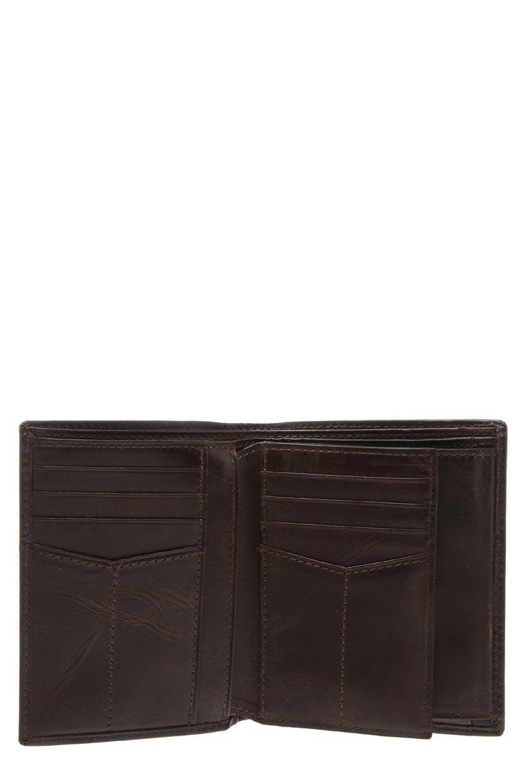 Fossil DERRICK  - Geldbörse - dark brown/braun - Herrentaschen ZCtfl