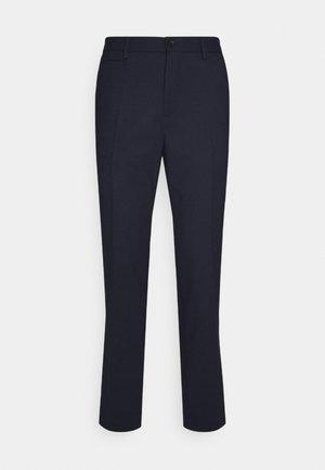 SIAM CROPPED STRETCH PANTS - Pantalon classique - navy