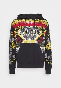 Versace Jeans Couture - Hoodie - nero - 6