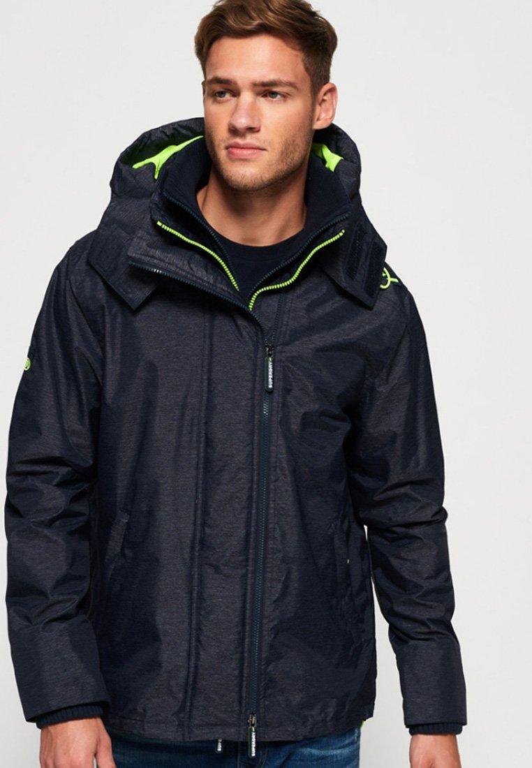 Men MIT KAPUZE UND REISSVERSCHLUSS - Light jacket