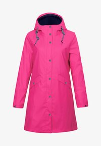 Dingy Rhythm Of The Rain - Parka - pink - 5