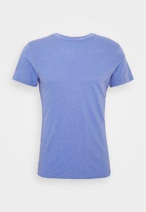 BLEND REGULAR BLOCK CREW LOUNGEWEAR - Pyjama top - slate blue