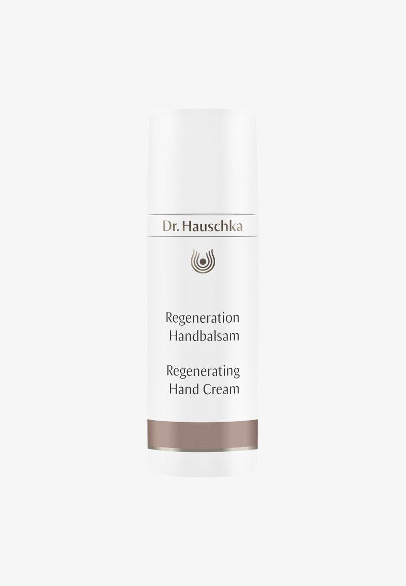 Dr. Hauschka - REGENERATING HAND CREAM - Hand cream - -