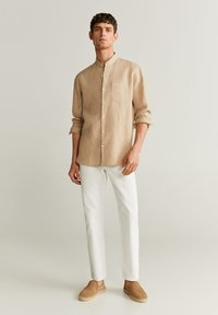 Mango - CHENNAI - Camisa - beige - 1