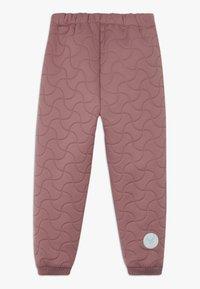 Wheat - THERMO ALEX - Pantalones - plum - 1