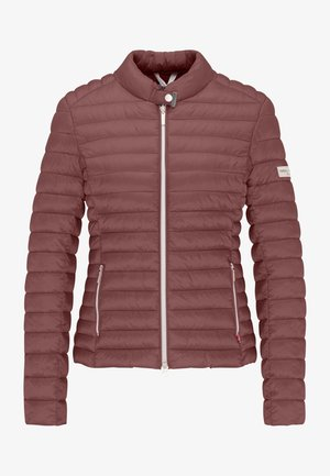 Light jacket - rose wood
