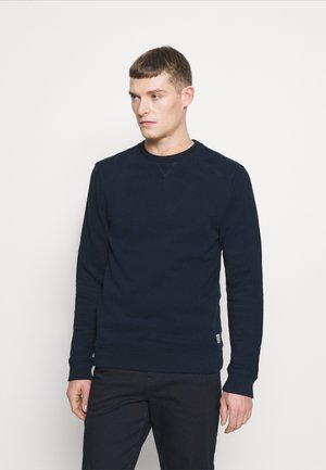 BASIC WITH CONTRAST - Sweatshirt - sky captain blue