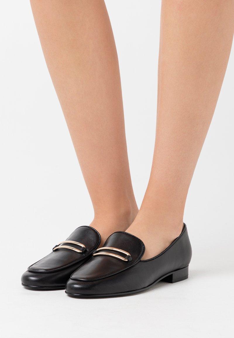 ALDO - DREWEN - Slippers - black