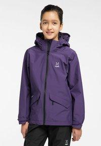 Haglöfs - MILA - Hardshell jacket - purple rain - 0