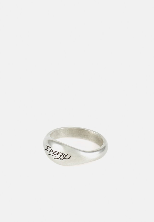 365 ENERGY RING UNISEX - Ring - silver-coloured