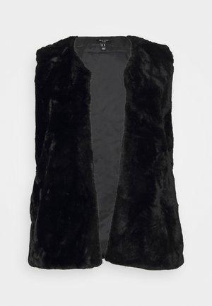 GILET - Waistcoat - black