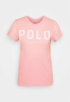 T-shirt imprimé - garden pink