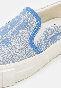 Good News - YESS PAISLEY UNISEX - Trainers - blue - 5