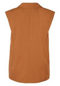 Zizzi - Waistcoat - brown - 6