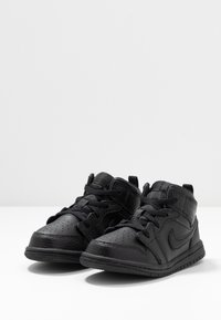 Jordan - 1 MID - Basketbalové boty - black - 3