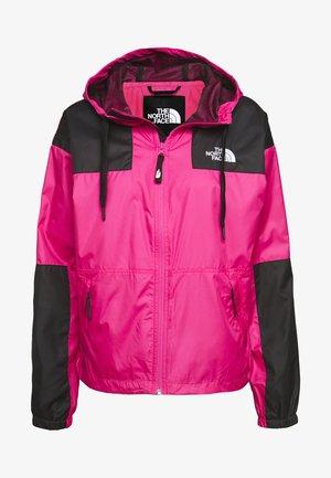 SHERU JACKET - Summer jacket - mr. pink