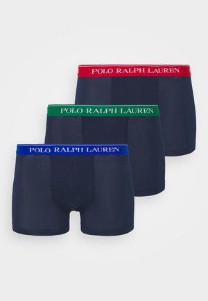 3 PACK - Panties - green/navy