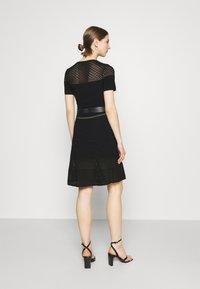 Morgan - RMVEGA - Jumper dress - noir - 2