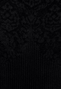 MOSCHINO - DRESS - Kotelomekko - black - 2