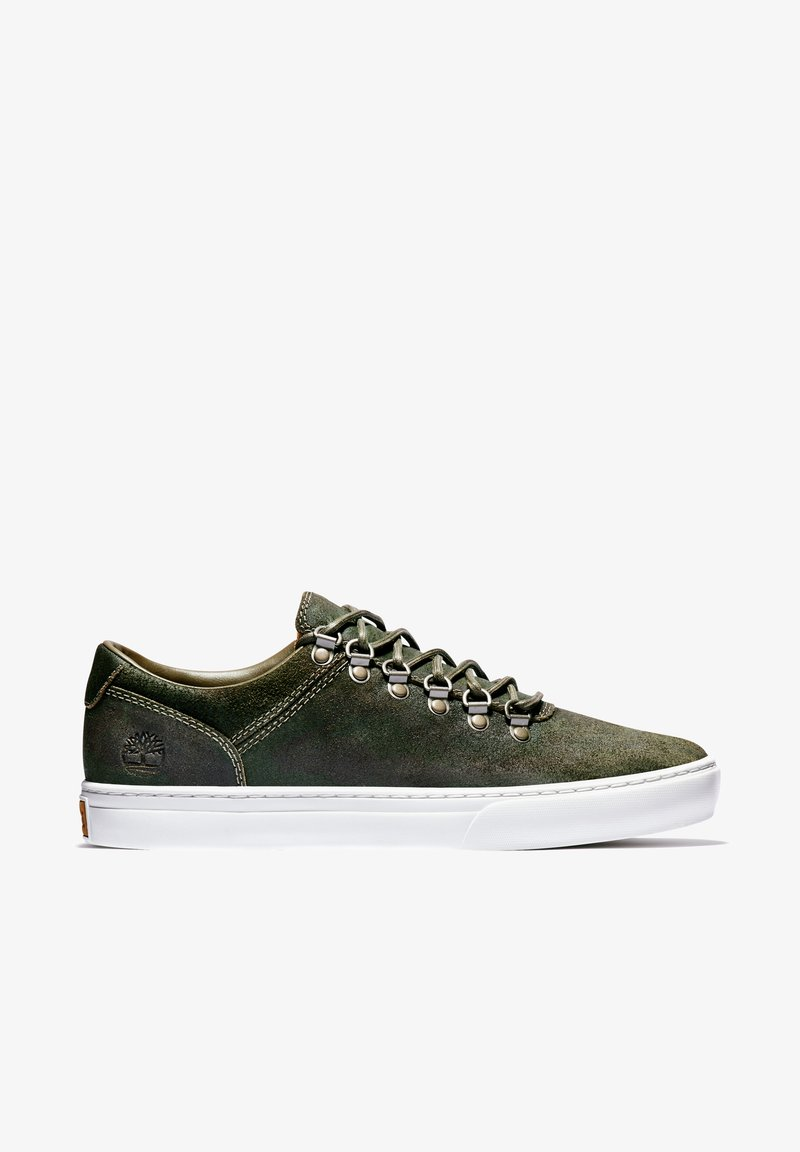 Timberland - ADV 2.0 CUPSOLE ALPINE - Sneakersy niskie - olive suede
