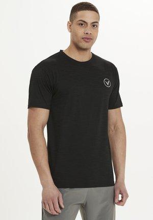 FUNKTIONS JOKER M S/S - Basic T-shirt - black