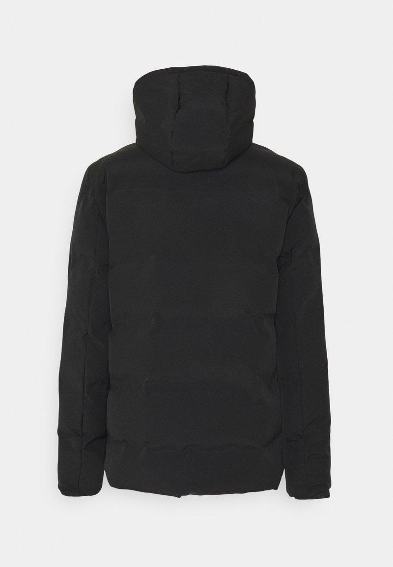 Solid MANTO - Winterjacke - black/schwarz bzZPVo