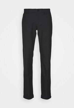 RUSSELL - Pantaloni - black