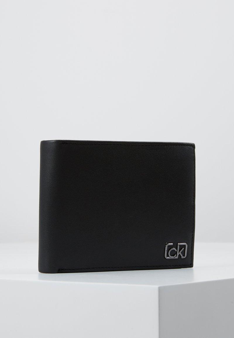 Calvin Klein - SIGNATURE COIN - Wallet - black