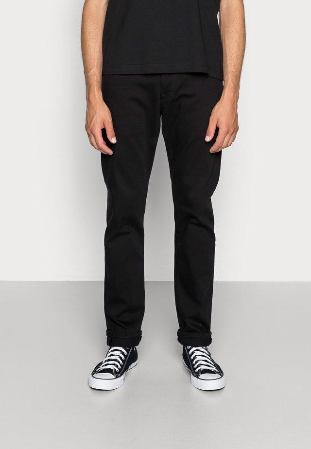 Slim fit jeans - stay black
