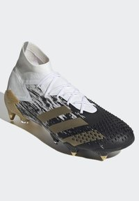 adidas Performance - Moulded stud football boots - white - 3