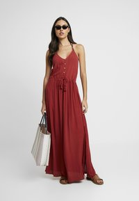 Rip Curl - MUSE DRESS - Maxi-jurk - rosewood - 1