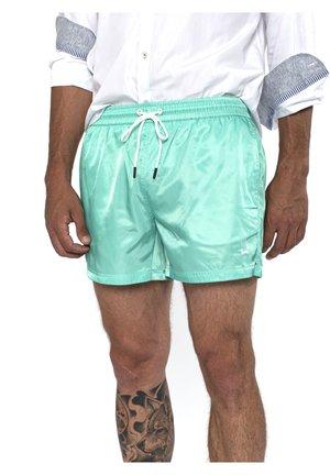 Swimming shorts - verde screziato