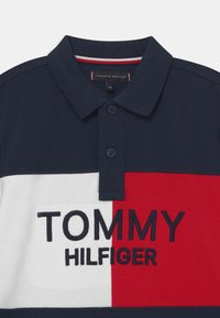 Tommy Hilfiger - COLORBLOCK ARCHIVE - Polo - twilight navy - 2