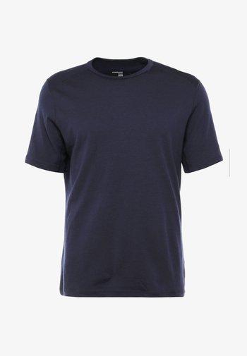 Undershirt - midnight navy