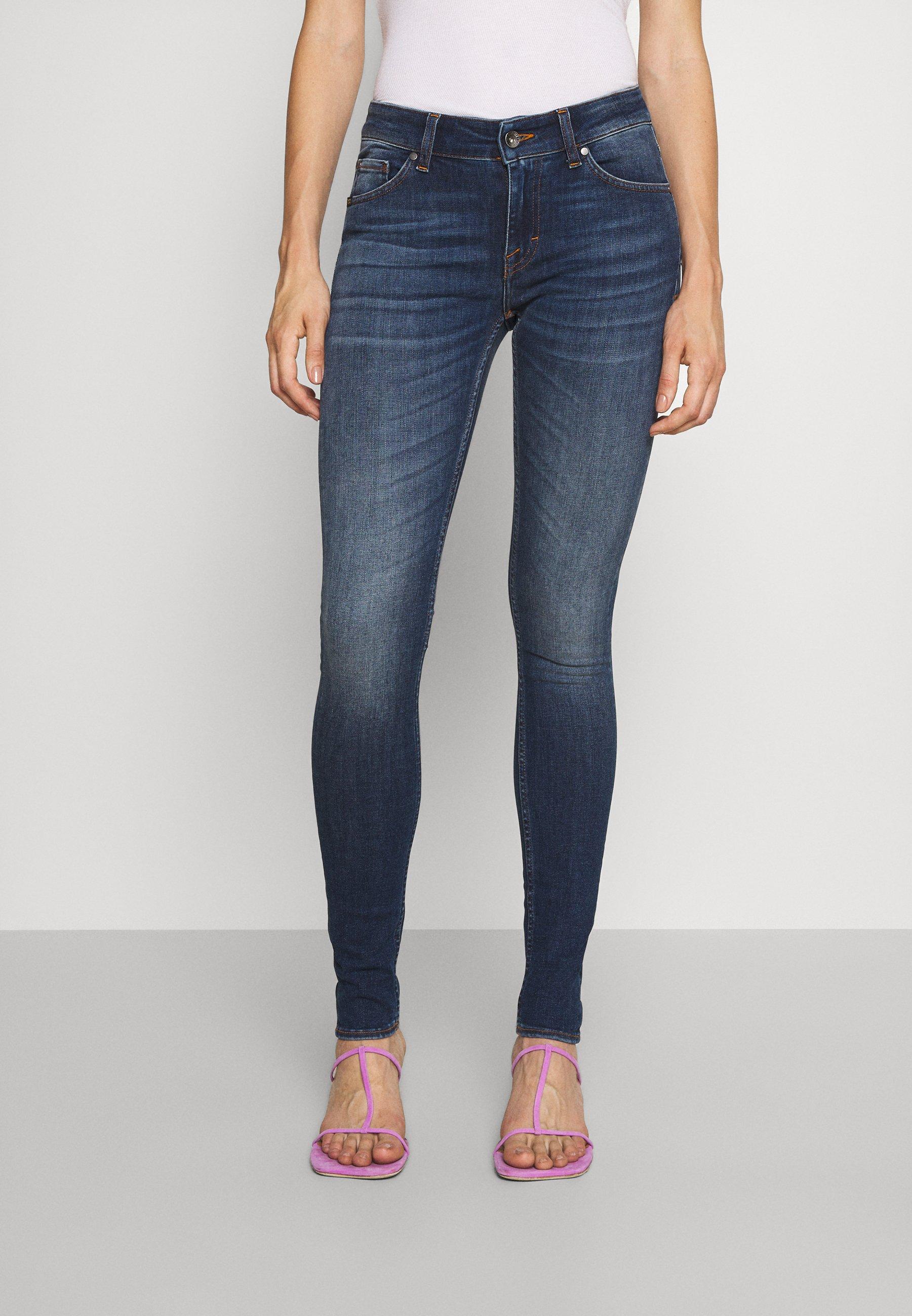 Damer SLIGHT - Jeans Skinny Fit