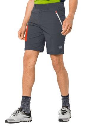 OVERLAND  - Outdoor shorts - ebony
