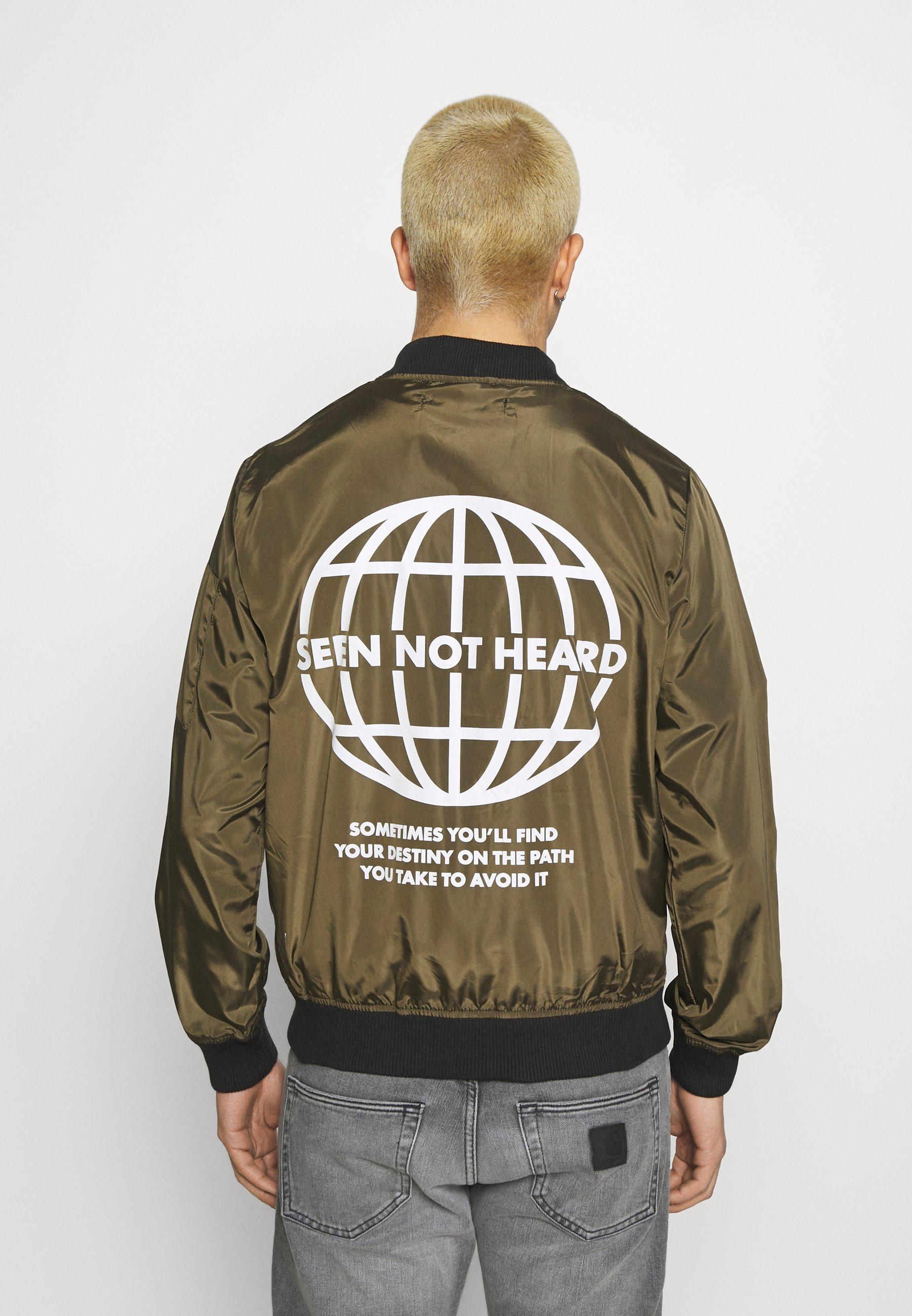 Men HEARD - Bomber Jacket
