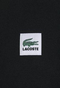 Lacoste LIVE - UNISEX - Collegepaita - black - 2