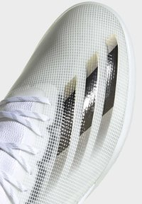 adidas Performance - X GHOSTED.1 INDOOR BOOTS - Indoor football boots - white - 12