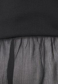Gina Tricot - EXCLUSIVE ARCHER - Blouse - black - 2