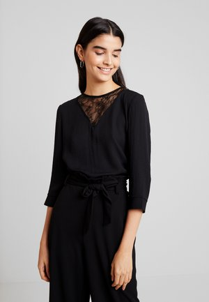 VMKAROLINE 3/4 COLOR - Blouse - black