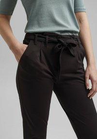 edc by Esprit - Trousers - black - 3