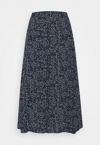 Springfield - GYM APUESTA MIDI - A-line skirt - blue - 0