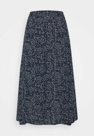 GYM APUESTA MIDI - A-line skirt - blue